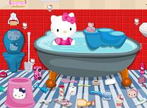 Hello Kitty Curata Baia