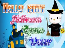 Hello Kitty Decor de Halloween