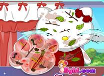 Hello Kitty Ranita la Picior