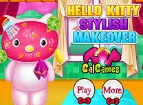 Hello Kitty Tratament Modern