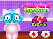 Hello Kitty Tratament la Ochi