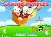 Hello Kitty cu Balonul