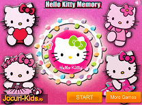 Hello Kitty de Memorie