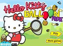 Hello Kitty si Baloanele