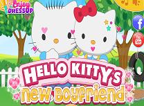 Hello Kitty si Iubitul