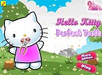 Hellor Kitty la Dentist