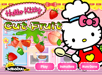 Hellow Kity Fruit Frenzy