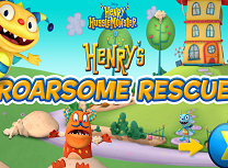 Henry Dragomonstrul in Misiune