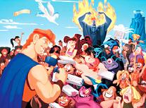 Hercule cu Fanii Puzzle