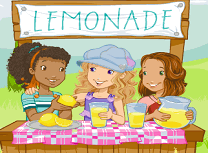 Holly Hobbie Vinde Limonada