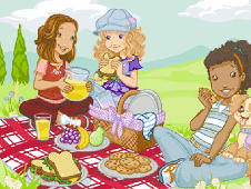 Holly Hobbie la Picnic
