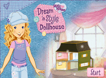 Holly Hobbie si Casa de Papusi