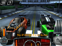 Hot Rod Racers 3D