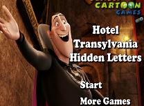 Hotel Transylvania Litere Ascunse