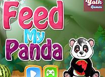 Hraneste Ursul Panda