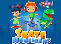Huligani cu Skateboardul