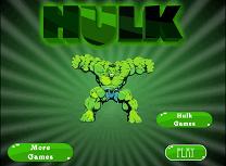 Hulk in Actiune