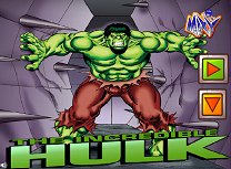 Hulk in Misiune