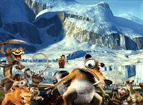 Ice Age Obiecte Ascunse