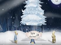 Iepurele Peter Poveste de Iarna