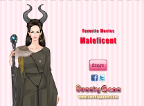 Imbrac-o pe Maleficent