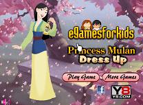 Imbrac-o pe Mulan