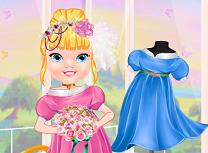 Imbraca Micuta Printesa Draguta