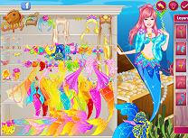 Imbraca Sirena Barbie