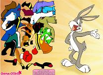 Imbraca-l pe Bugs Bunny
