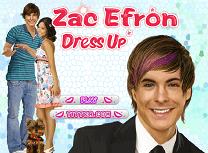 Imbraca-l pe Zac Efron