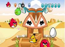 Impuscaturi Angry Birds