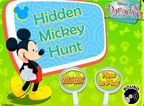 In Cautarea lui Mickey