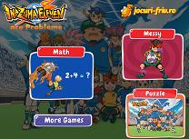 Jocuri cu Inazuma Eleven