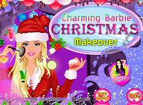 Incantatoarea Barbie Pregatiri de Craciun