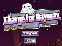 Incarcarea lui Baymax