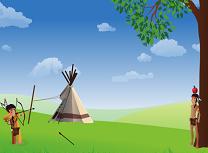 Indianul Trage cu Arcul
