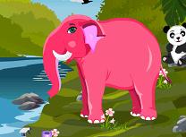 Ingrijeste Elefantelul