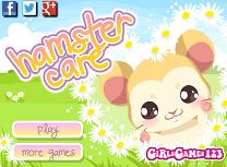 Ingrijeste Hamsterul