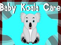 Ingrijeste Puiul de Koala