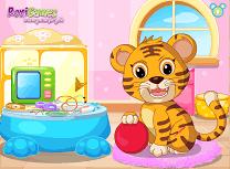 Ingrijeste Puiul de Tigru