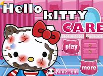 Ingrijirea lui Hello Kitty