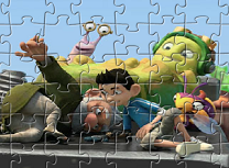 Insectibles de Facut Puzzle