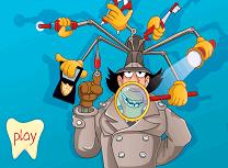 Inspector Gadget la Dentist