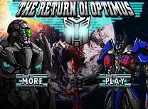 Intoarcerea lui Optimus