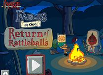 Intoarcerea lui Rattleballs