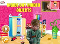 Intors pe Dos Obiecte Ascunse