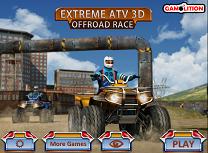 Intreceri 3D cu ATV