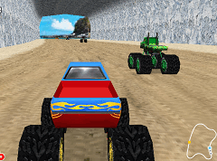 Intreceri Monster Truck 3D