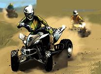 Intreceri cu ATV 3D