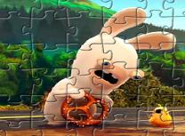 Invazia Iepurasilor Puzzle